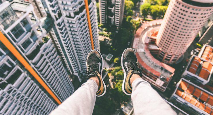 jump building take a leap of faith