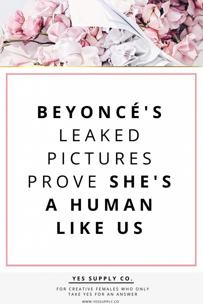 Beyoncé's Leaked Pictures
