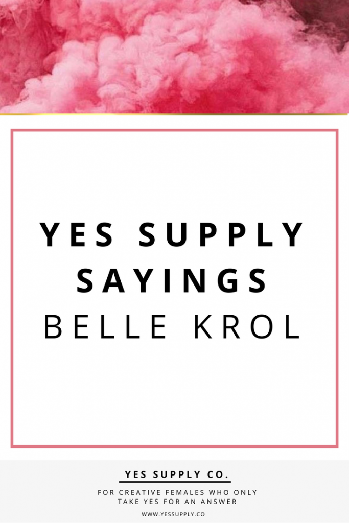 Belle Krol
