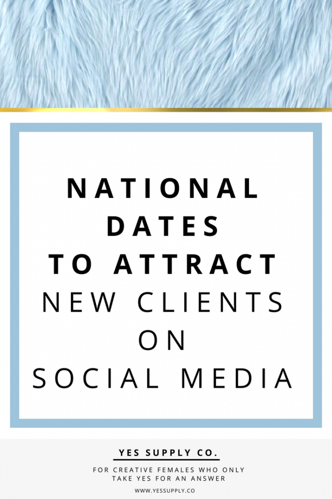 National Dates