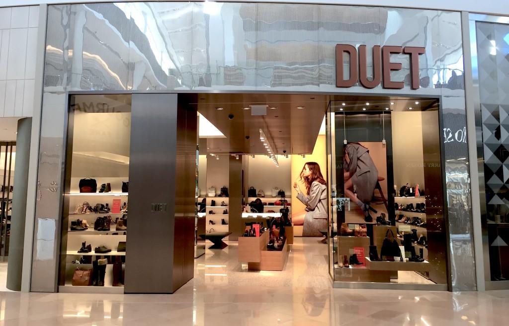 duet shoes