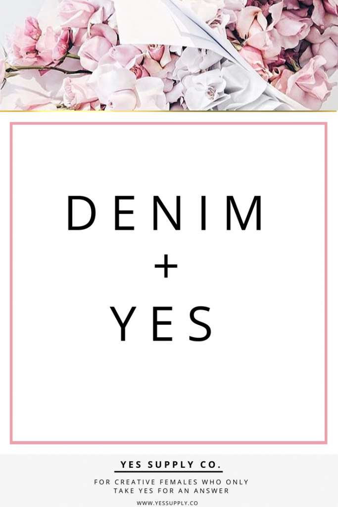 What is the Truth Behind Denim? Yes Entrepreneur ladies and Being surrounded by such a genre of empowering female business owners, girlboss, bossbabe. Denim Heart boss can change the world. For more tips and tricks Be sure to repin and save it for later.