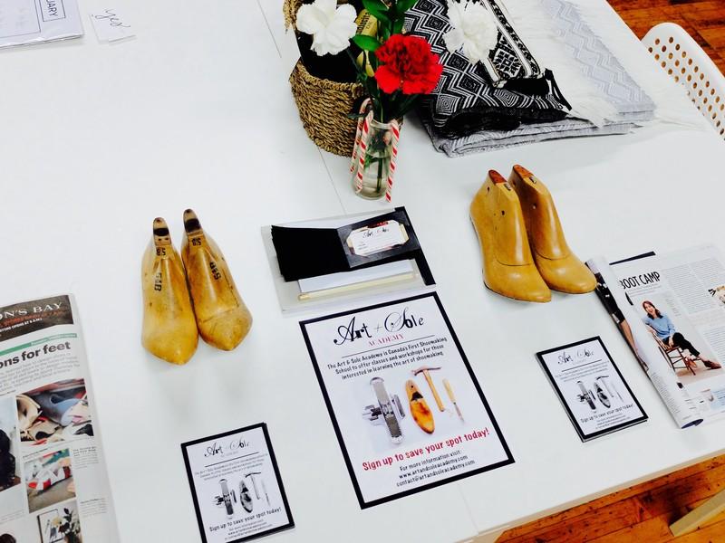 Art + Sole Academy Table