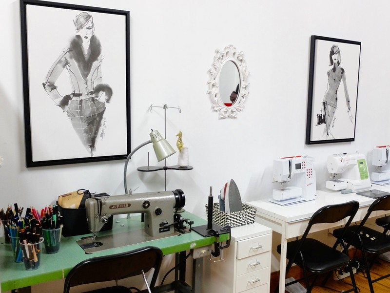 Art and Sole Academy Studio Lessons Sewing
