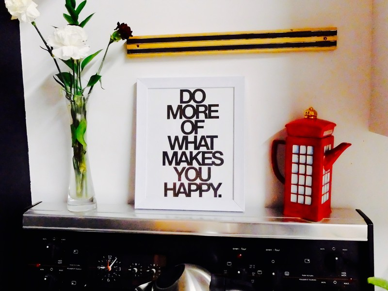 Jennifer Allison Art and Sole Academy Do What Makes You Happy Quote