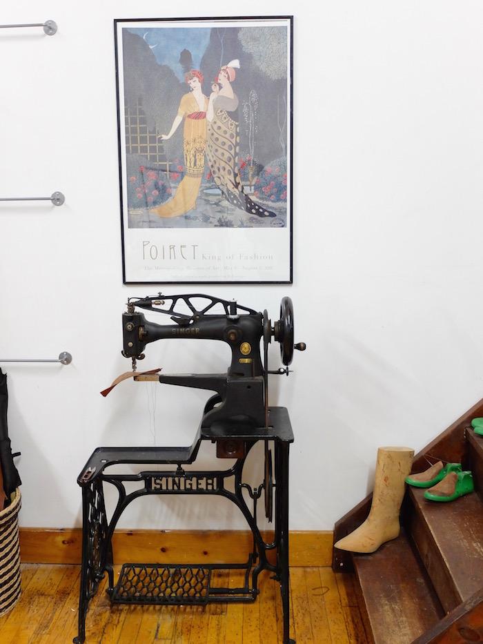 Jennifer Allison Art and Sole Academy Signer Cobbler Machine