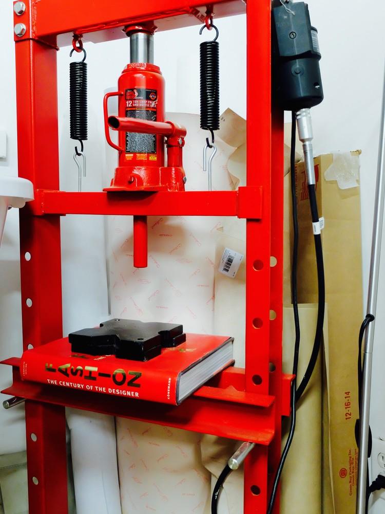 Shoe Making Machine Studio Tour