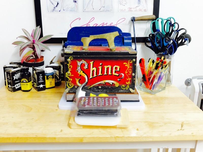 Shoe Making Tool Kit