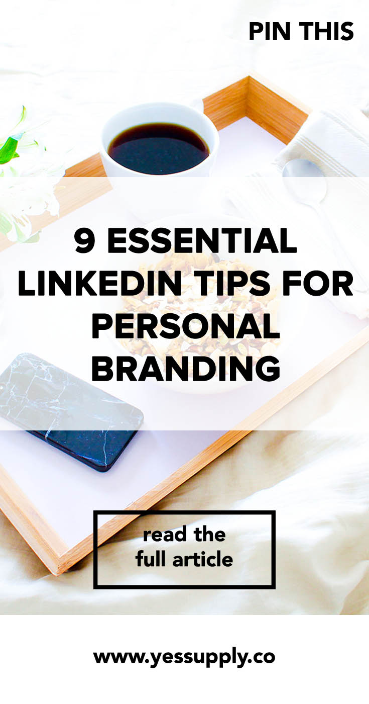 9 Essential LinkedIn Tips