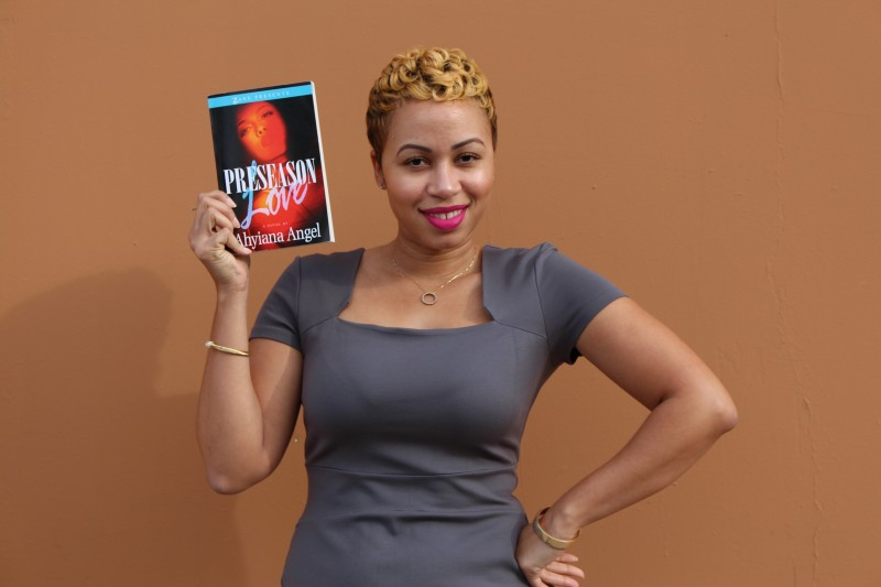Life According To Her CEO Arhyiana Angel on Writing Her Inspirational Book