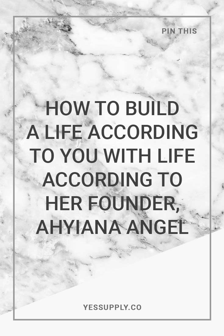 How to Build a Life You Love