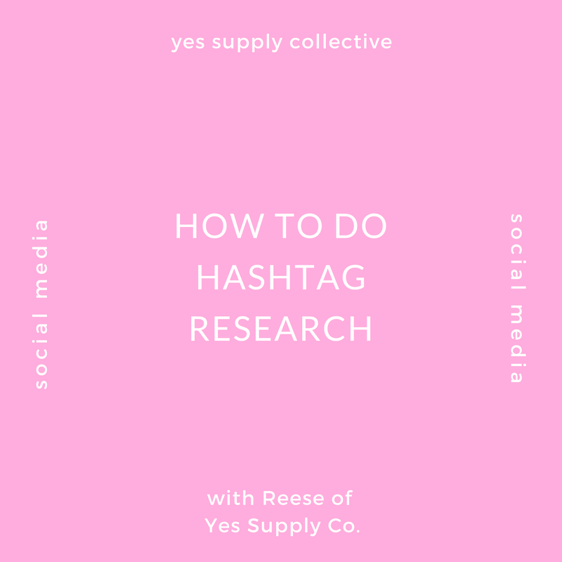 How To Do Hashtag Research