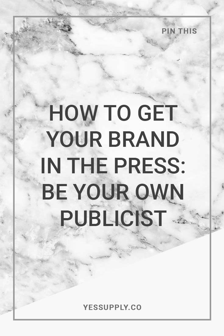 How To Get Your Brand