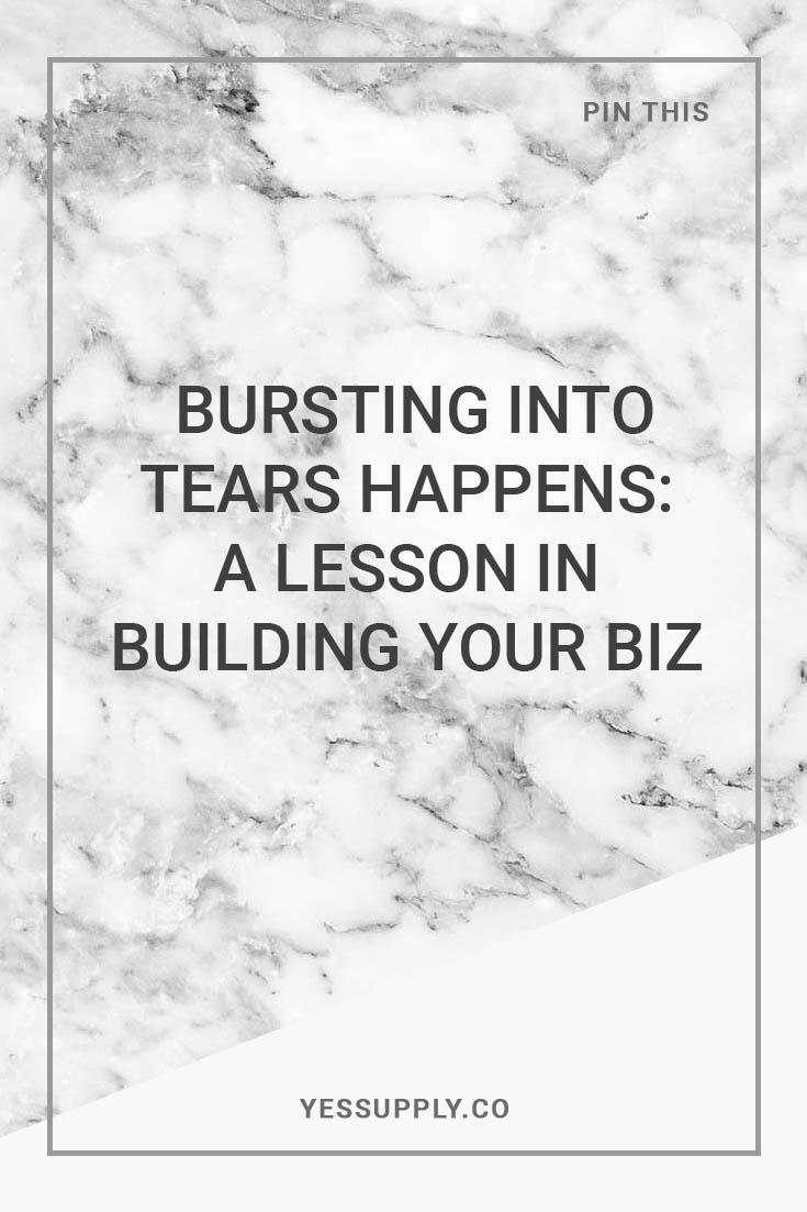 Building your biz
