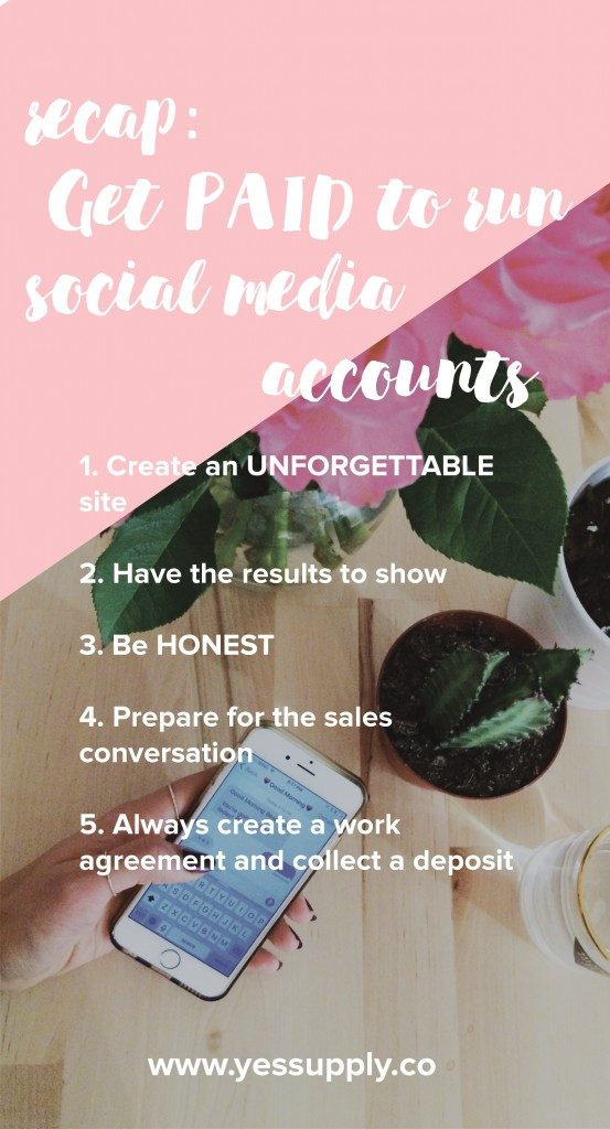 How To Get Your First Paying Social Media Client- How to start your own social media management business or begin consulting for social media, instagram, facebook, twitter and pinterest growth