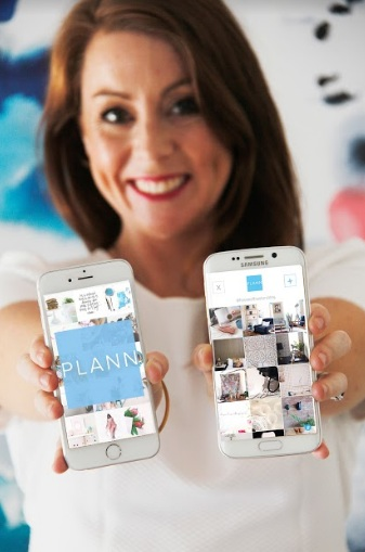 App Idea, Christy Laurence from Plann, girl boss, instagram scheduler, Plann, schedule Instagram posts, yes supply insider, Yes Supply Muse, yes supply muse feature