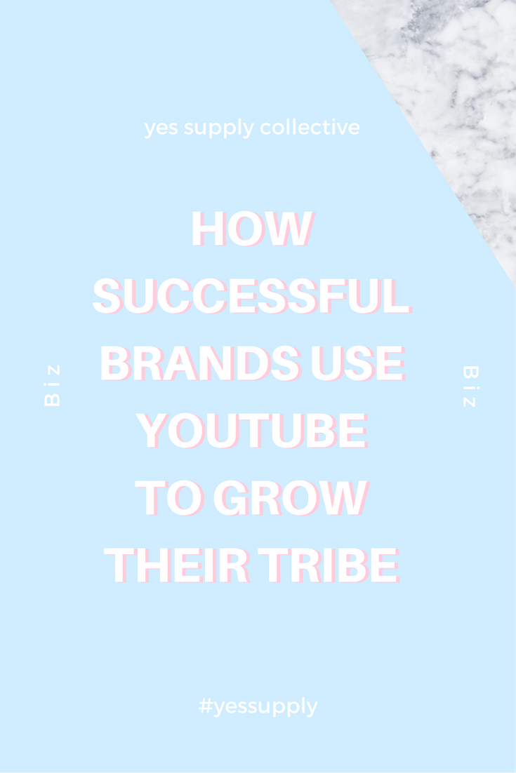 Successful Brands Use Youtube