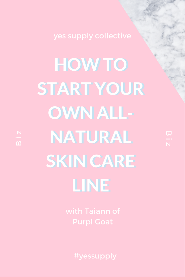 Tips On Starting Your Own Cosmetic Line Creating Your Own