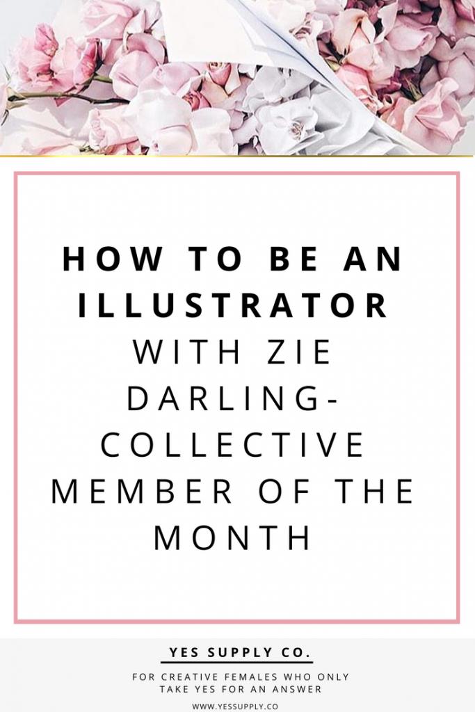 be an Illustrator