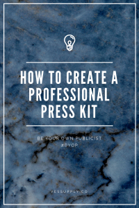 how-to-create-your-own-press-kit
