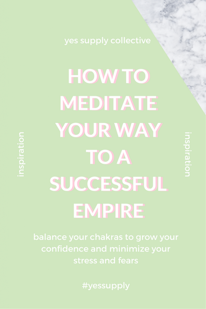 How to meditate your way to a successful empire? How many times have you tried to learn how to meditate? In this blog you will learn how to meditate your way to a successful empire. Learn how to mediate her way to a successful business. Check out all of the tips and tricks!