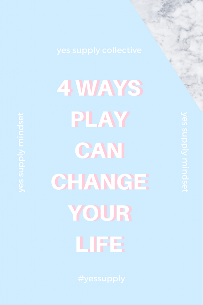 There are ways that play can change your life. Being a positive thinker can change your life forever. Learn Ways Creativity Can Completely Change Your Life. Here are some ways that play can change your day. How to Dramatically Change Your Life. Learn how to change your life completely. Find out how here at yessupply.co. This article breaks down 4 ways play can change your life. Learn how to focus on the now and manage stress. Be sure to come back for more tips and tricks here at yessupply.co!