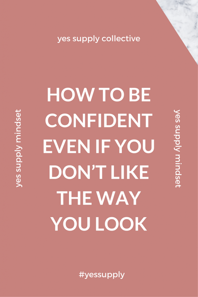 "Would you like to improve your confidence and self esteem? Confidence? You're not born with it. Like muscle mass, you build it up over time. We sheepishly slog through life at half-strength, not even close to living up to our full potential, at work, in love, and life. In this post you will find out how to be confident even if you don't like the way you look. These are Magda Ayuk, Self Love + Personal Finance Guru tips for owning confidence and loving yourself through it all.  Using the power of your subconscious mind and your imagination, you can feel better about yourself quickly and easily, and start feeling more confident right away. Confidence is not ""they will like me"". Confidence is ""I'll be find if they don't"". For more tips and tricks, be sure to comeback at yessupply.co!"