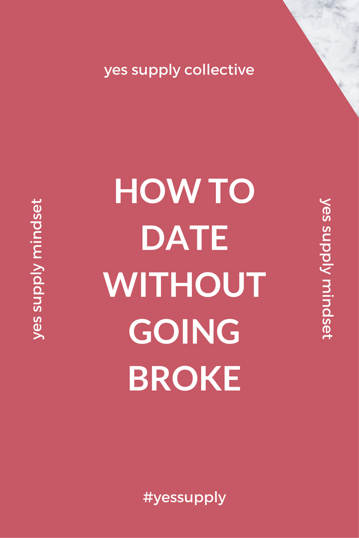date without going broke