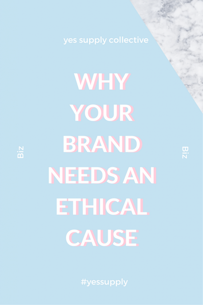 ethical cause