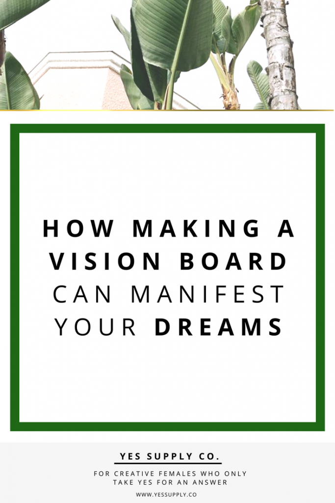 How to Create an Empowering Vision Board?Making a vision board should be one of your first priorities in creating your dream life + manifesting your entrepreneurial goals. In this article will help Entrepreneurs, female business owners, girlboss, bossbabe to be motivated and take your life to the next level, it is imperative that you take the time to make your dreams real and a vision board can help you do exactly ...For more tips and tricks. Go read www.yessupply.co