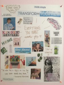 Making a vision board should be one of your first priorities in creating your dream life + manifesting your entrepreneurial goals. Read more on Yes Supply to get some inspiration for your own vision board!