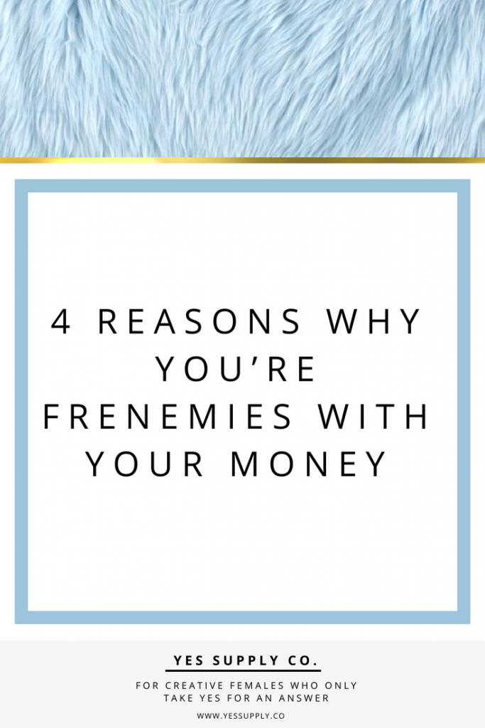 Money has a way of appearing all honky dory on the surface but sometimes the truth is it's hard to be friends with our money! You will see more tips, trick, advises. Go and read. www.yessupply.co