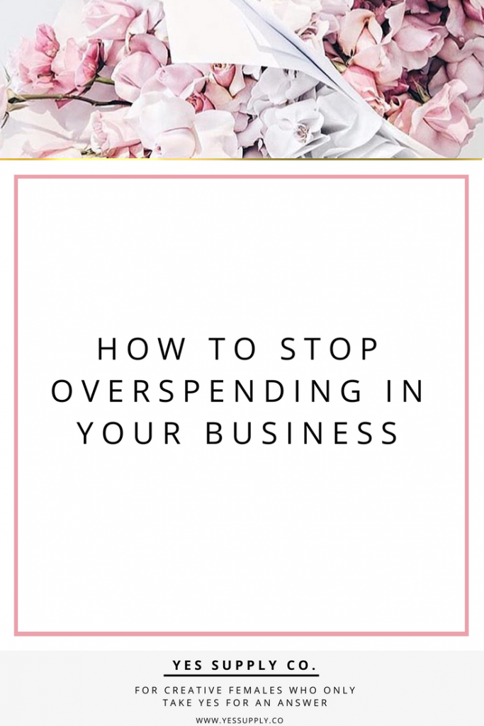 Are you a chronic overspender? Overspending is one of the most common pitfalls of new business owners. Learn 5 easy tricks tostop spending all your money all the time. Make sure to visit www,yessuply.co for more information
