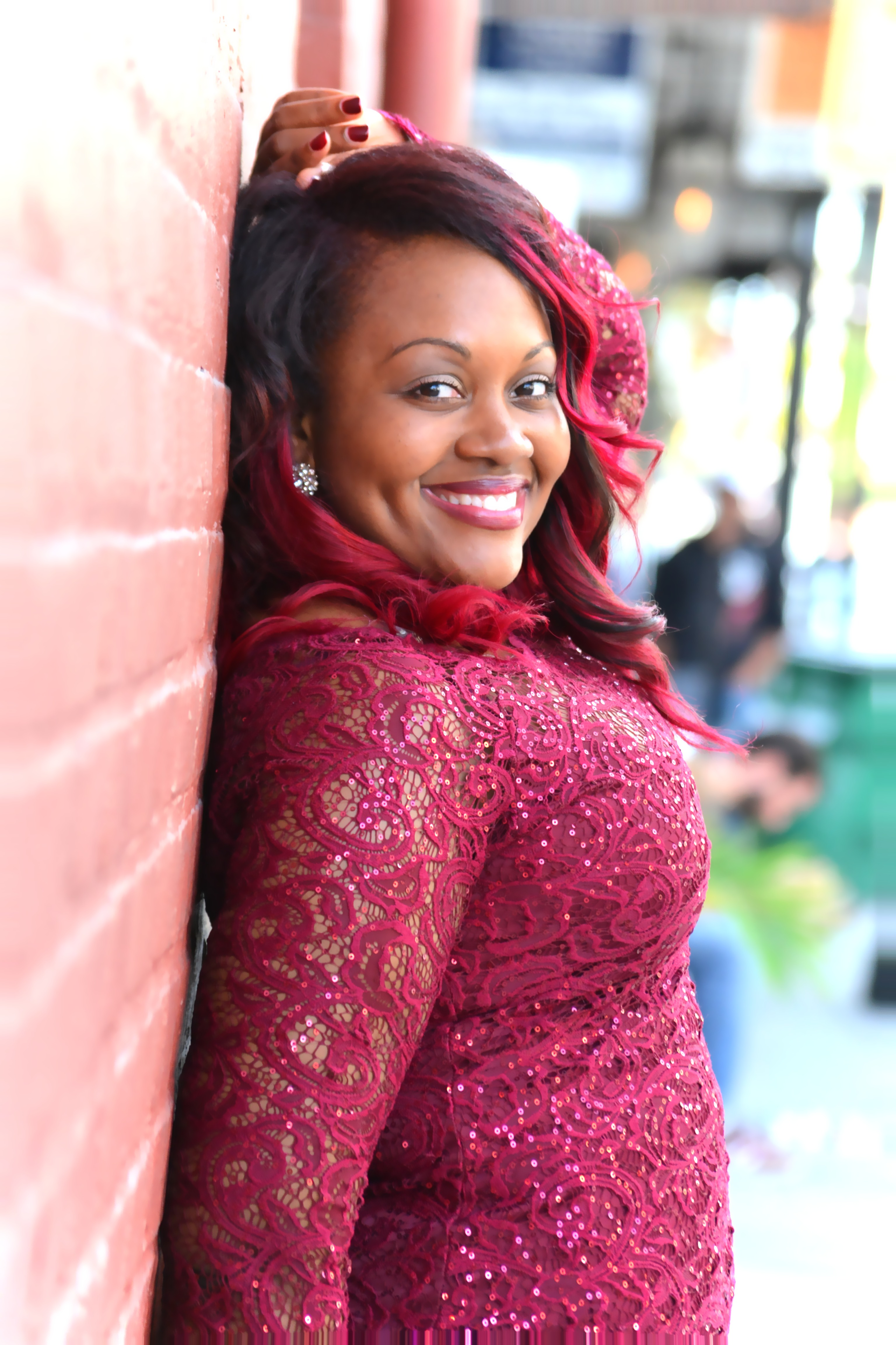 Collective Muse Of The Month- The Mindset Queen and Business Coach, Jasmine L. Thomas