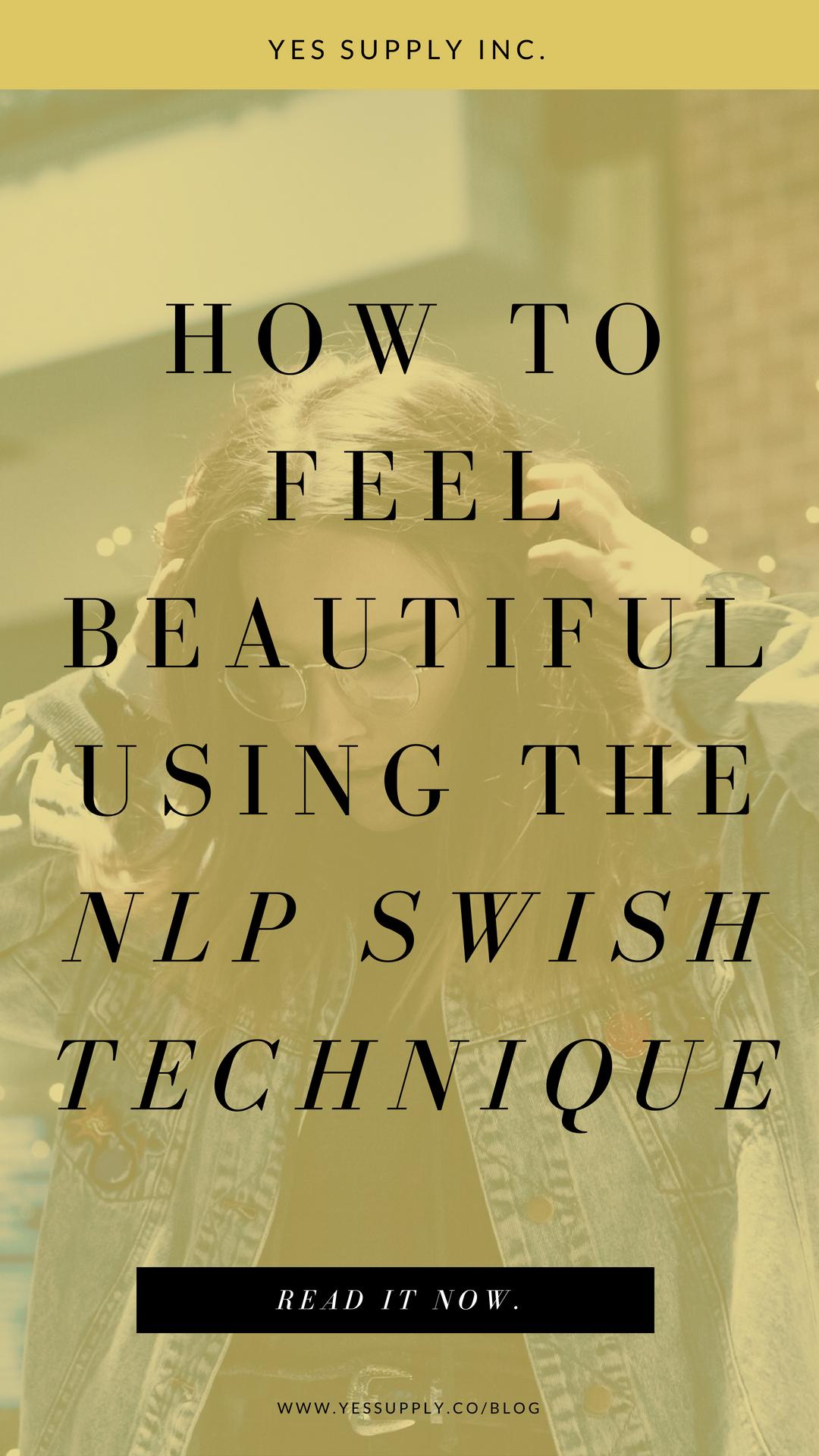 NLP Swish technique