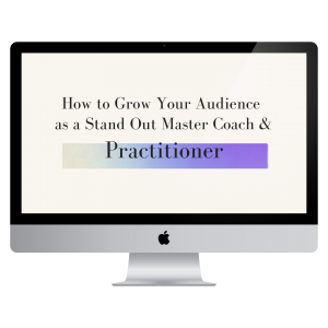 how to grow your audience master coach