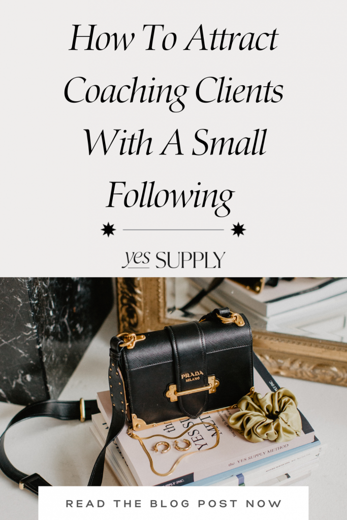 Attract Coaching Clients